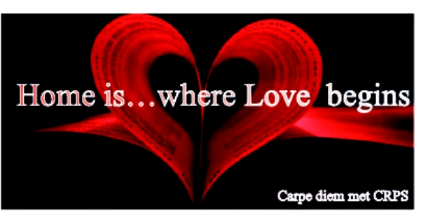 Home is where love begins